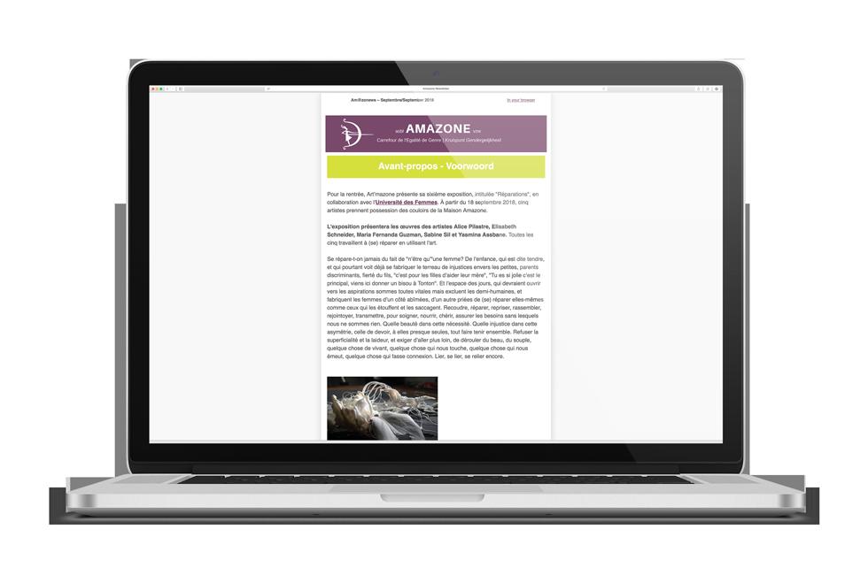 Newsletter Amazone