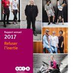 Jaarverslag 2017 van Unia : Stilstand is geen optie