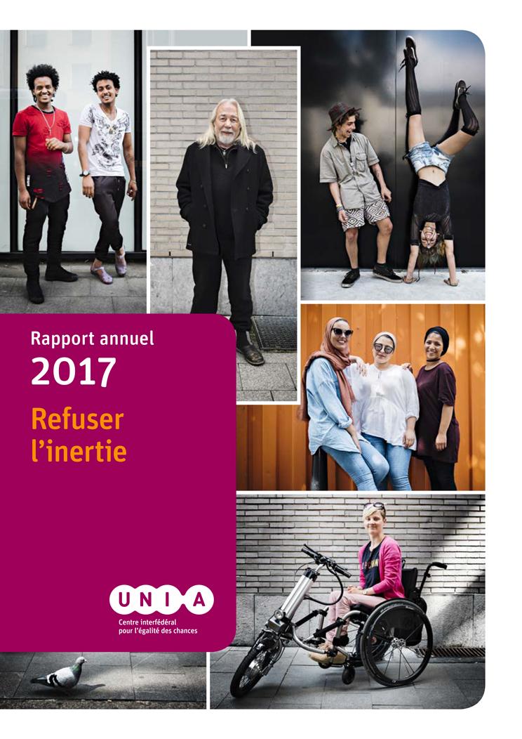 Rapport annuel 2017 d'Unia