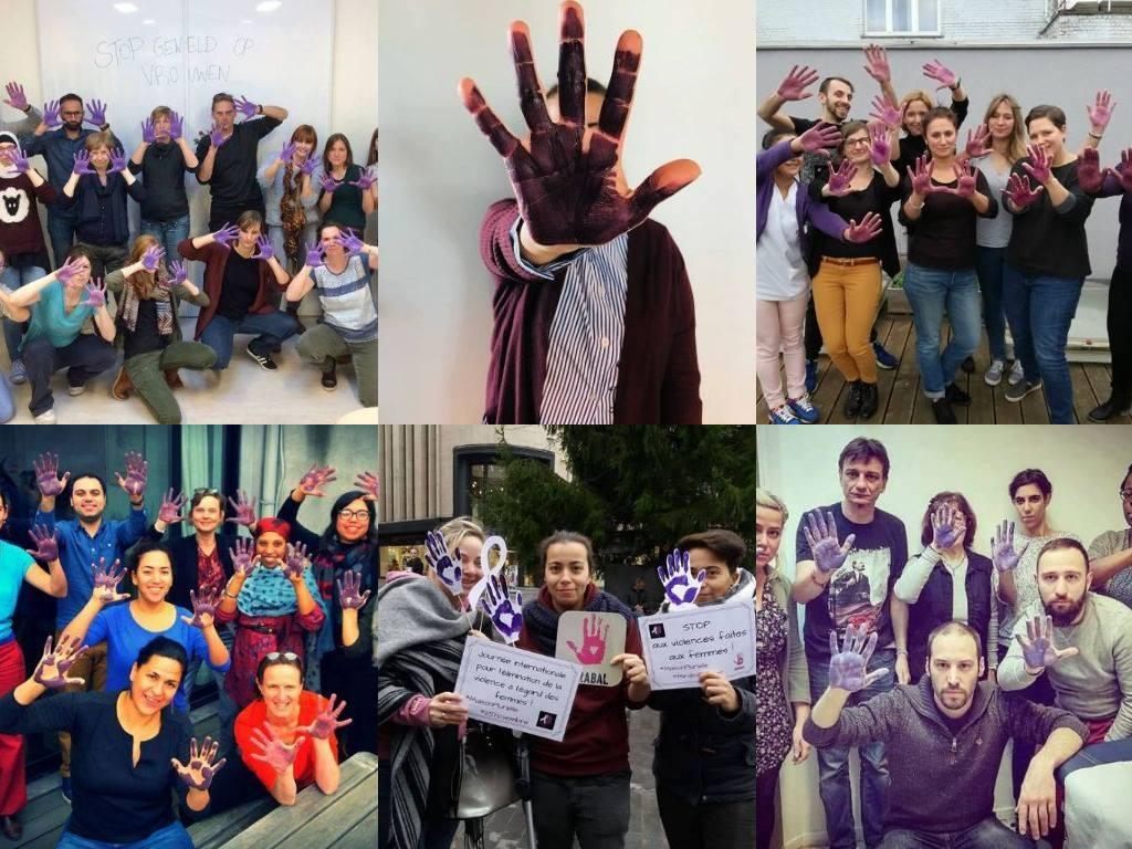 STOP aux violences faites aux femmes !