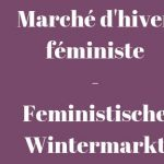 Marché de Noël féministe