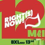 Amazone ondersteunt de Right(s) Now-manifestatie
