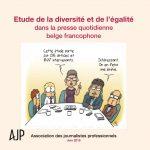 Égalité et diversité dans la presse quotidienne : nouvelle étude de l'AJP