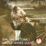 Expo Pop-Up: 14-18, les femmes dans la grande guerre