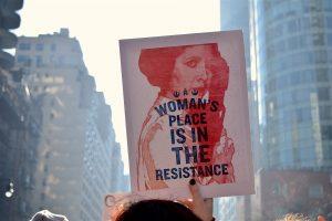 women's march - Women's March - photo by Robert Jones from Pixabay