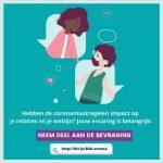 Impact van de tweede lockdown op geweld binnen het gezin: vul de enquête in!